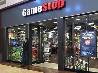 GameStop - egy forradalom margójára
