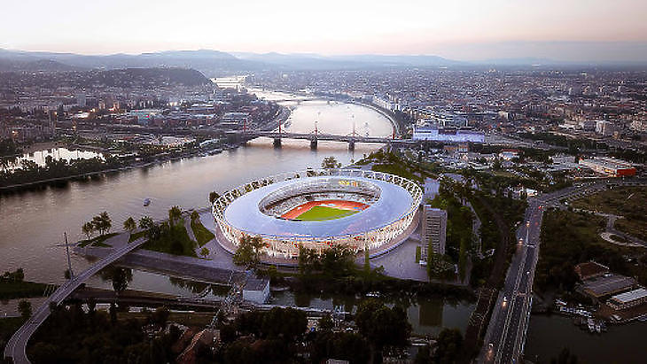 Még a Puskás Arénánál is drágább lesz a Nemzeti Atlétikai Központ