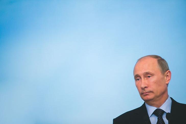 milyen Putyin látása