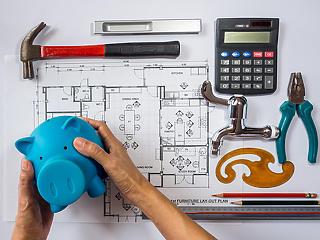 Lakásfelújítás: a legtöbben 1-3 millió forintot költenének rá