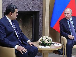 Putyin megtámogatta az összeomlás szélén álló diktatúrát