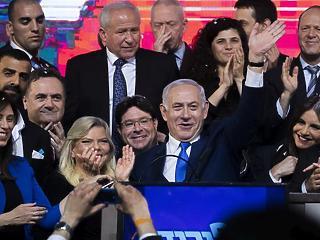 Történelmet írhat Orbán szövetségese, nehéz évek várnak a palesztinokra