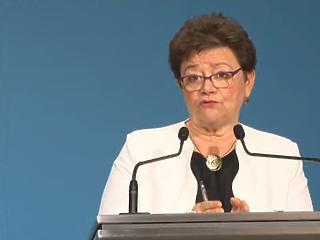 Müller Cecília átismételtette velünk a ma élesedett, szigorúbb járvány-szabályokat