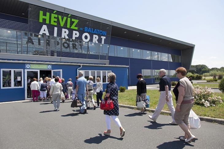 Lezárult az ügylet: az államé lett a sármelléki reptér