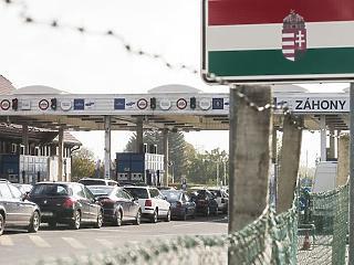 Lefagyott a rendszer – leállt a forgalom a határon