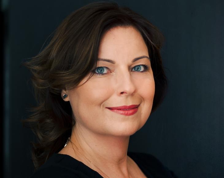 Róna Andrea, a Hunguest Hotels vezérigazgatója