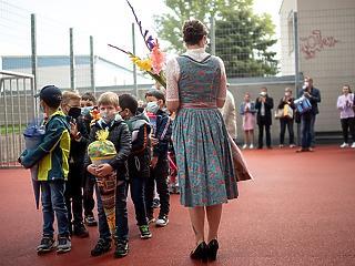 Gyorsteszttel készül Ausztria az iskolanyitásra