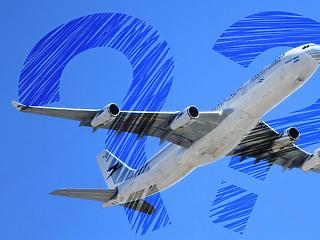 Bajban a legtöbb légitársaság: emiatt utaznak majd kevesebben?