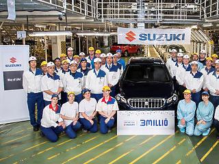 Akadozik a tárgyalás? Valami nem tiszta a Suzuki és a szakszervezet körül
