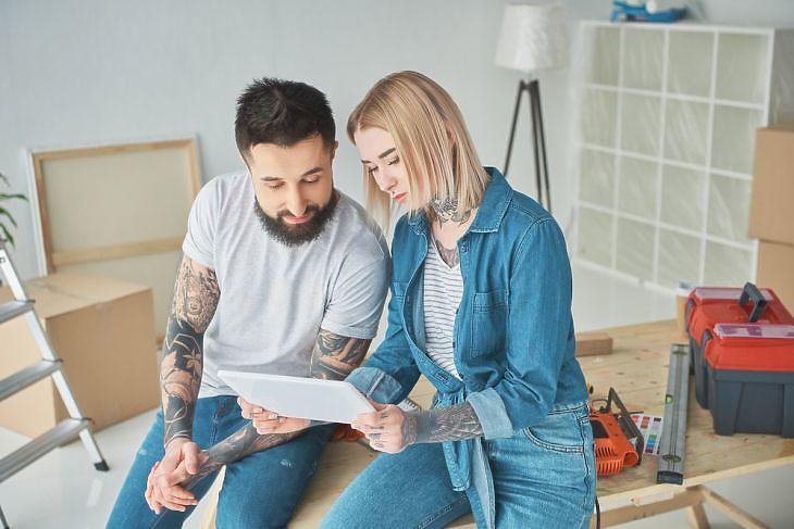 Még mindig sokan akarnak felülni a lakásfelújítási hullámra