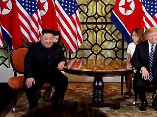 Újra tárgyalóasztalhoz ül Amerika és Észak-Korea