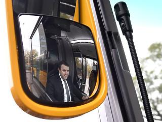 115 új busz gurul ki a magyar utakra