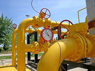 Megemelték a biztonsági készletet a gáztározókban