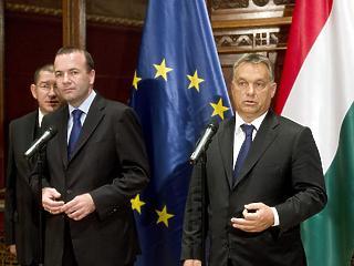 Orbán elárulta, kit akar Juncker helyére