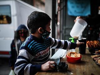 150 millió gyermeket taszított szegénységbe a vírusválság