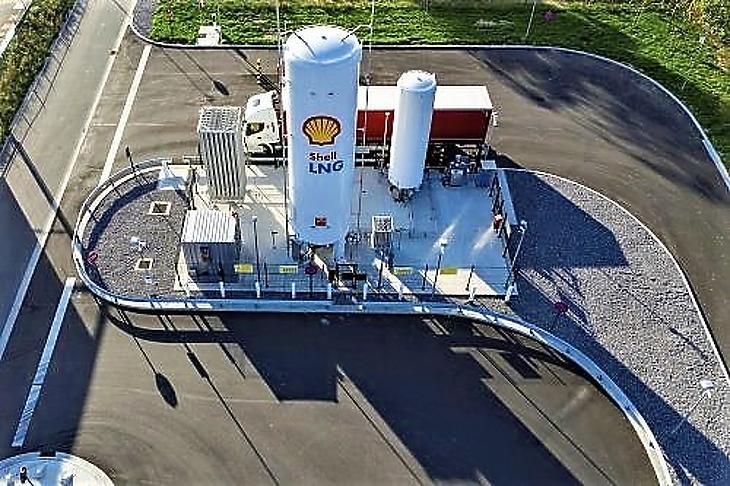 Történelmi gázüzletet ütöttünk nyélbe a Shell-lel