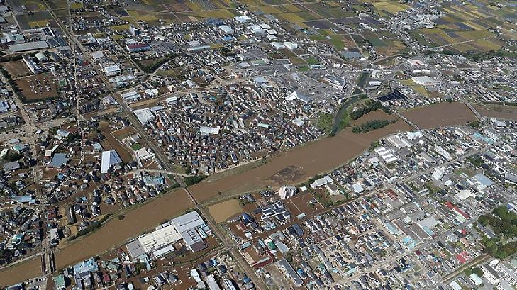 470 milliárd forintnyi kárt fújtak össze Japánban a tájfunok