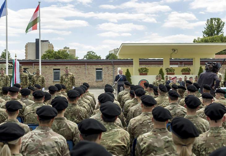 Hivatalos: 64 pontot is jelenthet a felvételin a katonai szolgálat