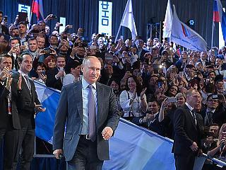 A nap képe: óriási mosolyokkal várták Putyint a rajongói