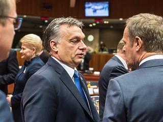 Február végén lehet az Orbán-Tusk találkozó