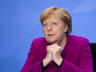Morcos lett Merkel – nehéz napok jönnek Németországban
