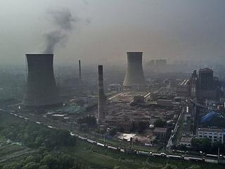 A füstokádó Kína nemrég még a klímavédelem élharcosa volt