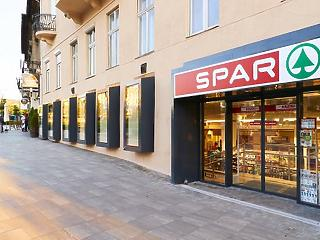 Hatalmas új Spar nyitott Budapesten