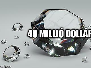 A Nap Száma: elkelt a világ ötödik legnagyobb gyémántja