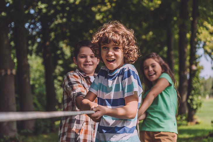 Vajon lesz-e elég gyerek idén a nyári táborokban? Fotó: Depositphotos