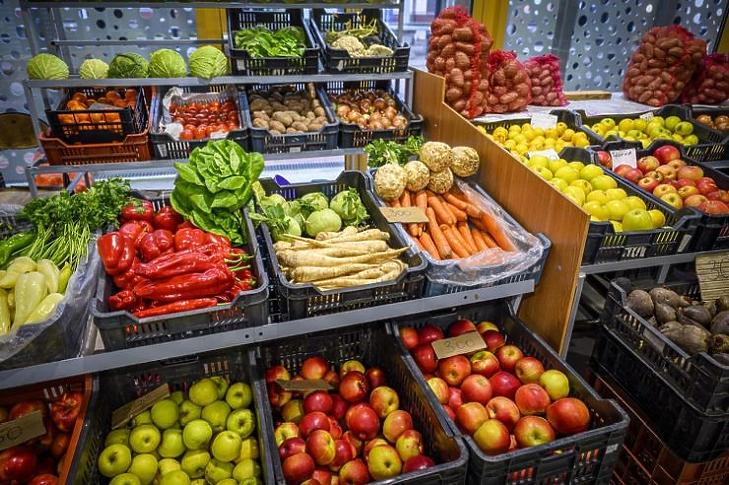 A zöldségek termelése kevésbé terheli a környezetet