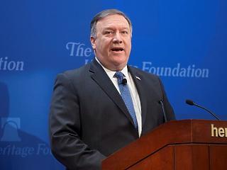 Rég nem látott amerikai fenyegetés Iránnak