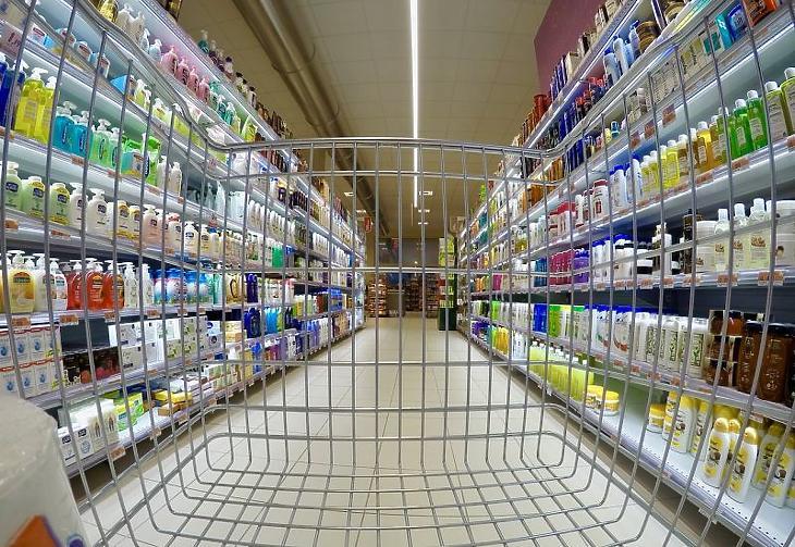 Nincs vége a drágulásnak - augusztusban is ugrott az infláció