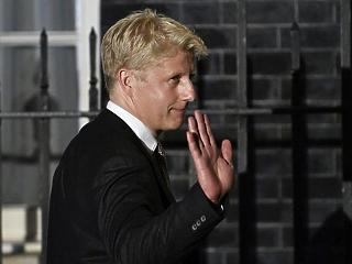A nap képe: újabb szövetséges hagyta el Boris Johnsont
