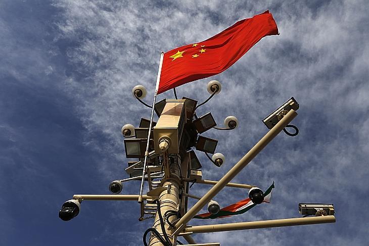 A Nagy Kínai Testvér is mindenhol figyel (fotó: pixabay.com)
