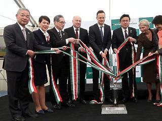 Hatalmas beruházás készül: vadiúj gyár épül Magyarországon