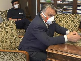 Orbán ma orvostudományi vezetőkkel egyeztetett