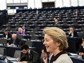 A koronavírus miatt takaréklángon az Európai Parlament