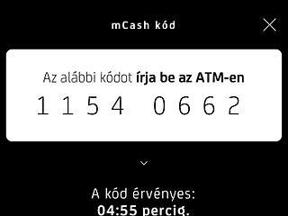 Újdonság Magyarországon: bankkártya nélkül is vehetünk fel készpénzt