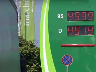 A berobbanó üzemanyagárak a kormányt is lépéskényszerbe hozhatják