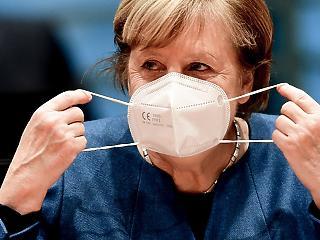Mindenki maradjon otthon öt napig - Németország szigorít