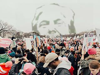 Betelt a pohár: Trump ellen fordult saját országa