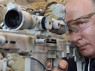 Izomból fegyverkeznek az oroszok, náluk már csak az USA csinálja durvábban