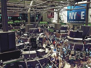 Németországban is leállt a kereskedés, kilőtt a Mol