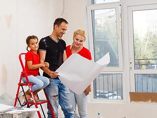 Ha hozzádvágnának 3 milliót lakásfelújításra, mivel kezdenél?