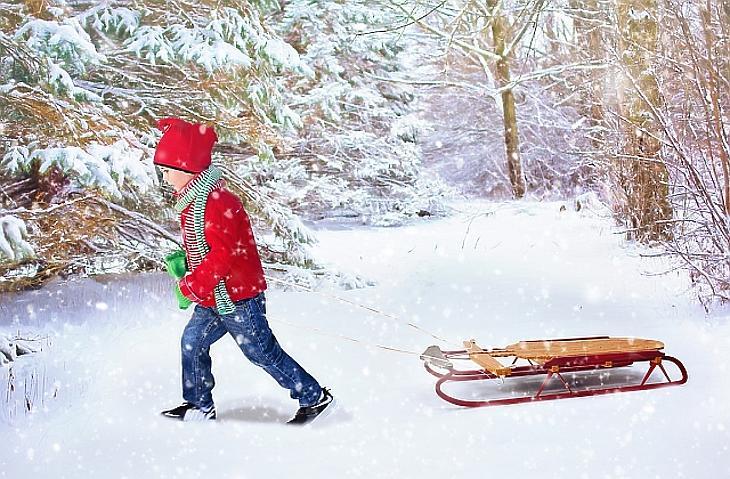 Havazott Magyarországon, de hová menjek szánkózni?