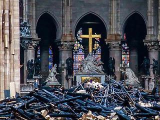 Nincs biztosítása a Notre-Dame-nak, de azért nem kell nagyon izgulni