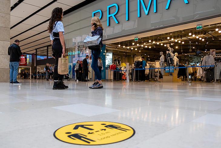Bevásárlóközpont Utrechtben. Fotó: depositphotos