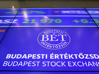 Kicsit nőtt az OTP és a Magyar Telekom árfolyama
