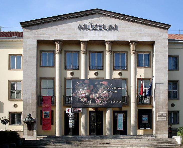 A Hermann Ottó Múzeum is kap egy kis pluszpénzt (Forrás: Wikipédia)