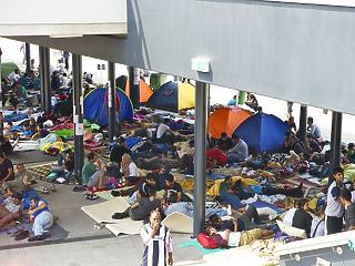Orbán hallani sem akar menekültekről